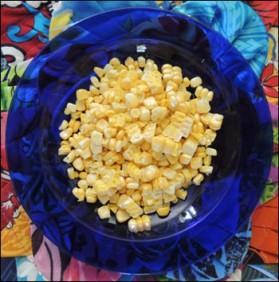 1 cup fresh corn kernels