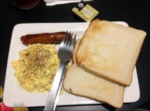 Koru breakfast