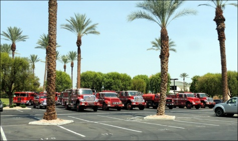 Blog 02 Indian Wells fire engines