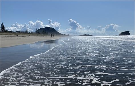 the glorious sea